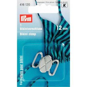 prym bikini sluiting klaver 12mm