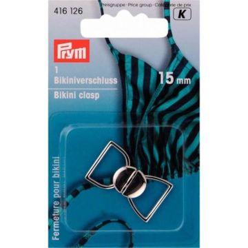 prym bikini sluiting haak 15mm