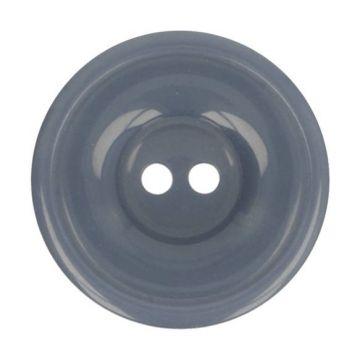 Blouse Knoop 12,5mm - Blauw/Grijs