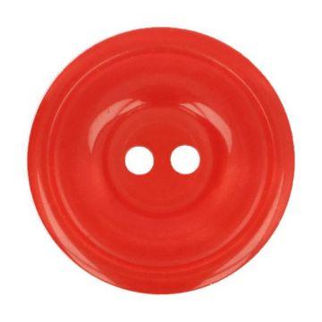 Blouse Knoop 12,5mm - Rood