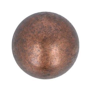 knoop militair brons