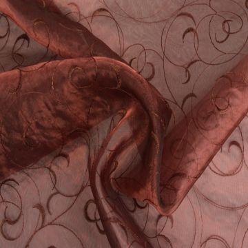 Organza Curls - Dark Brown
