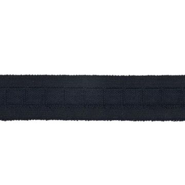 Gordijnplooiband 25mm-210 - Navy