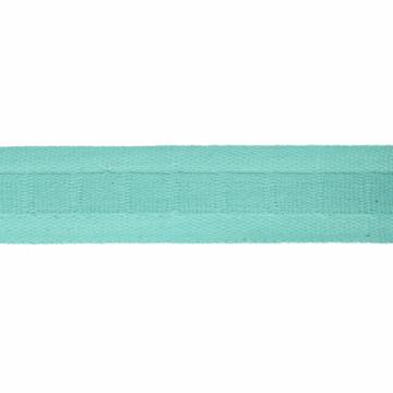 Gordijnplooiband 25mm-325L - Fris Turquoise