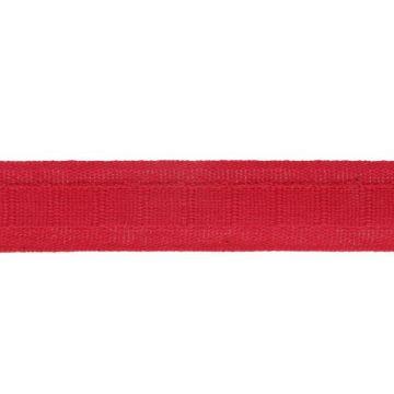 Gordijnplooiband 25mm-752 - Rood