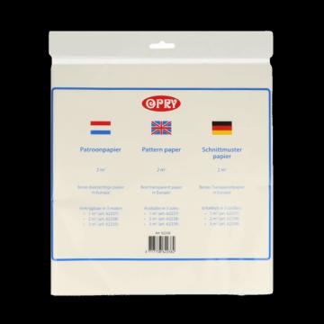 Opry Patroonpapier - 2m2