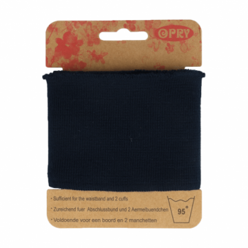 Manchetten Band - Navy