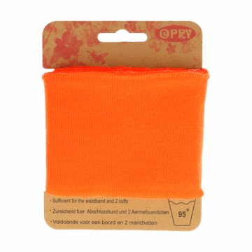 Manchetten Band - Oranje