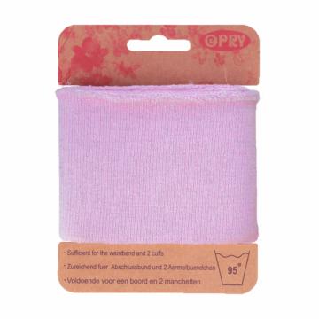 Manchetten Band - Lurex Pink