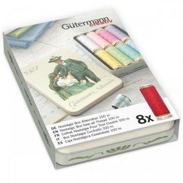 Gütermann Nostalgiebox - Pastel