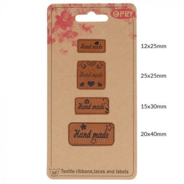 Opry Skai Labels - Handmade