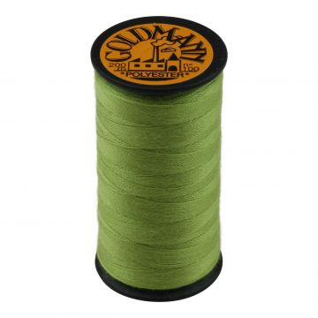 Naaigaren Vintage Lime Groen