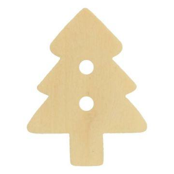 Knoop 15mm - Christmas Tree