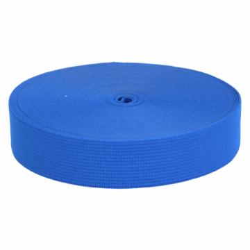 Elastiek Kobalt Blauw - 20mm