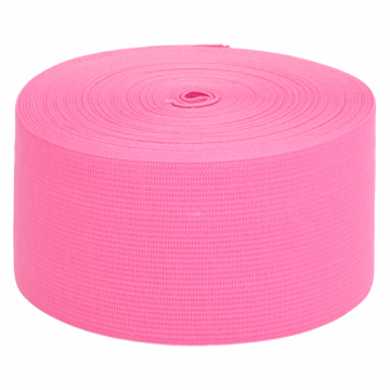 Elastiek Roze - 60mm