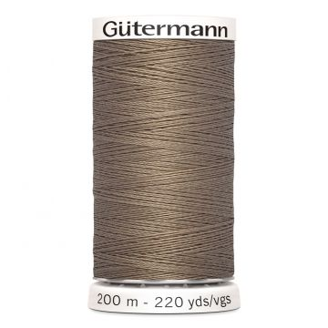 Gütermann 160 - Donker Walnoot