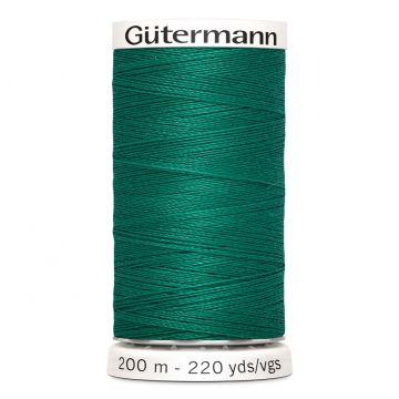 Gütermann 167 - Fris Donker Turquoise