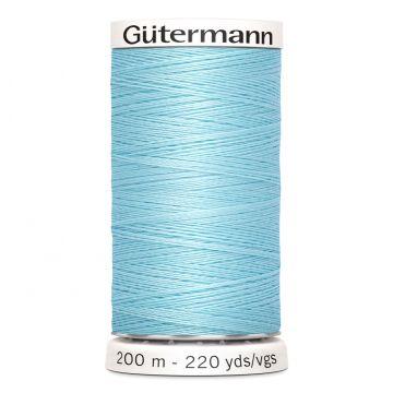 Gütermann 195 - Licht Aqua
