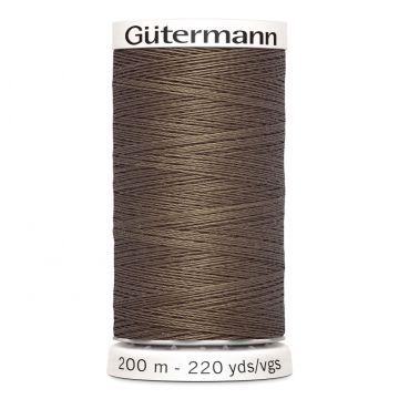 Gütermann 209 - Donker Klei