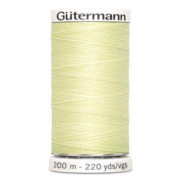 Gütermann 292 - Licht Citroen