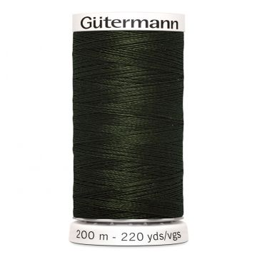 Gütermann 304 - Donker Legergroen
