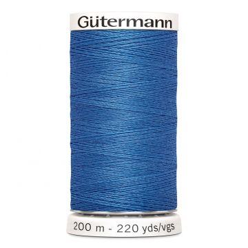 Gütermann 311 - Zacht Staalblauw