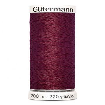 Gütermann 375 - Wijn Rood