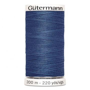 Gütermann 435 - Staalblauw