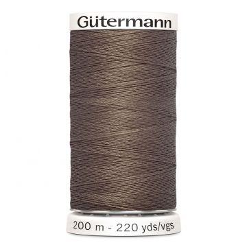 Gütermann 439 - Donker Pecan