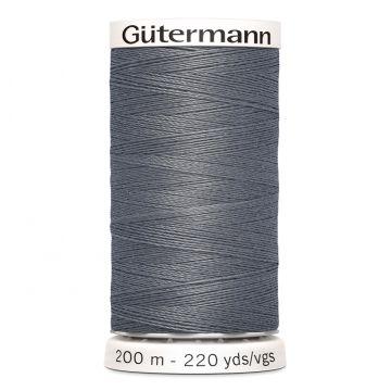 Gütermann 497 - Diep Grijs