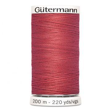 Gütermann 519 - Vintage Rood