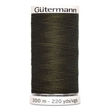 Gütermann 531 - Herfst Bruin