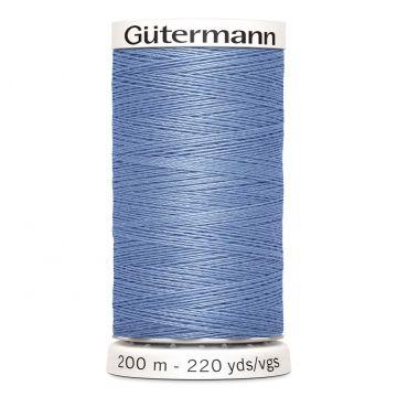 Gütermann 74 - Grijsblauw