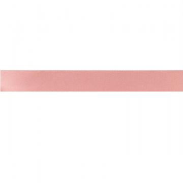 kuny dubbel geweven satijn lint oud roze