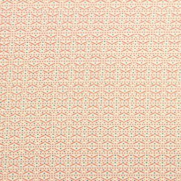 Katoenen Tricot - Summer Stripes