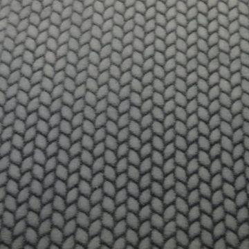 Braided Dark Grey