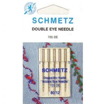 Schmetz double eye