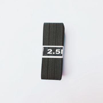 elastiek bundel zwart 20mm