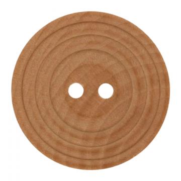 Knoop Hout 20mm  - Oak