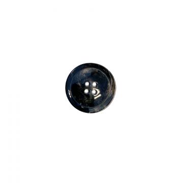 Knoop Parelmoer 23mm - Antracite