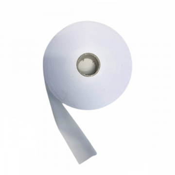 Vlieseline Verstevigingsband wit - 50mm - 100m