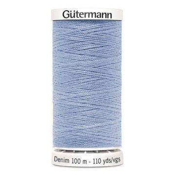 Gütermann Denim-6140 Soft Blue