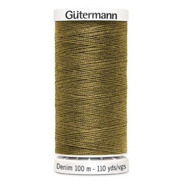 Gütermann Denim-8955 Olive
