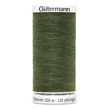 Gütermann Denim-9250 Mossgreen