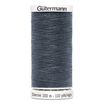 Gütermann Denim-9336 Chique Grey