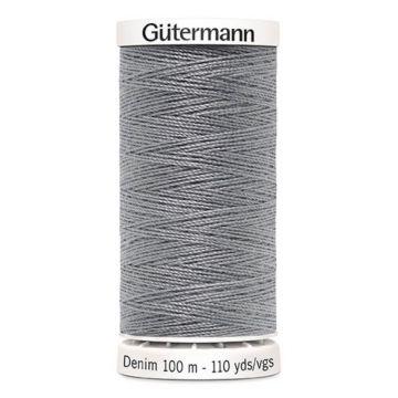 Gütermann Denim-9625 Bright Grey