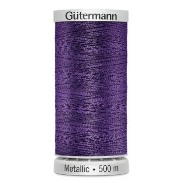 Gütermann Metallic 500 meter-7050 Purple