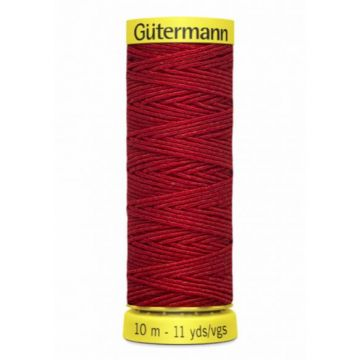 Gütermann Elastiek Garen-2063 - Red
