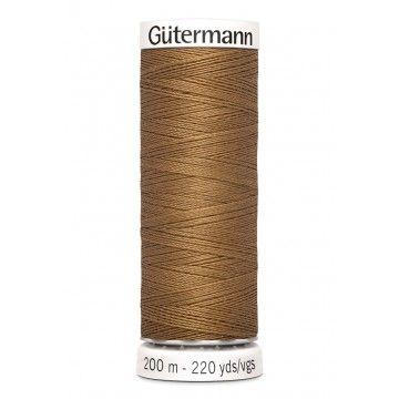 Gütermann 200 meter naaigaren - camel