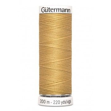 Gütermann 200 meter naaigaren - zacht oker